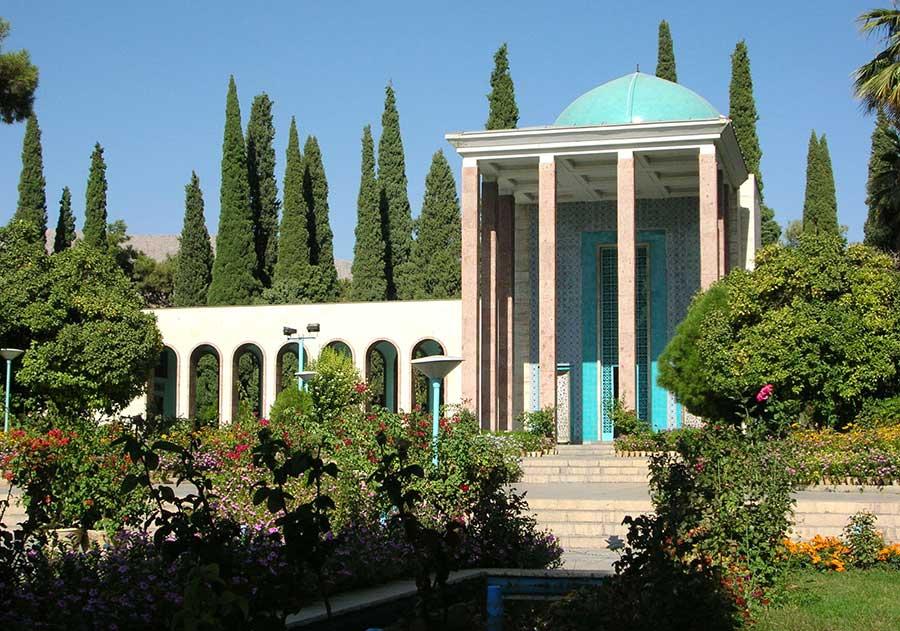 Saadi_Tomb